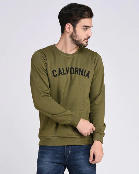 Men sweat shirt
